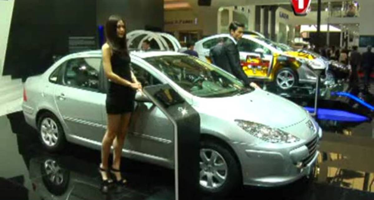 Шанхайский автосалон 2011: Peugeot