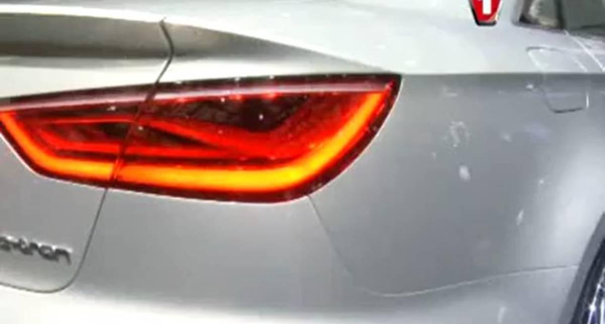 Шанхайский автосалон 2011: Audi A3 e-tron