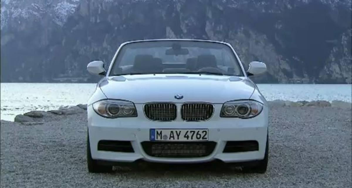 Видео-обзор BMW 1 Series Cabriolet 2011