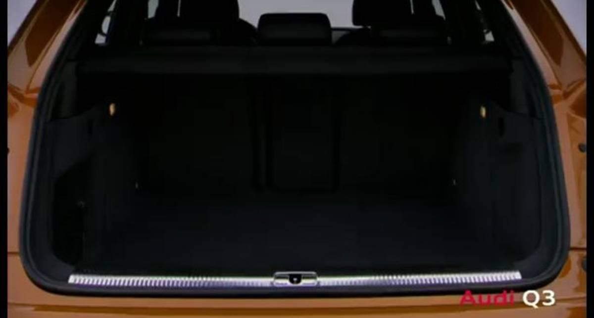 Audi Q3: Первый взгляд