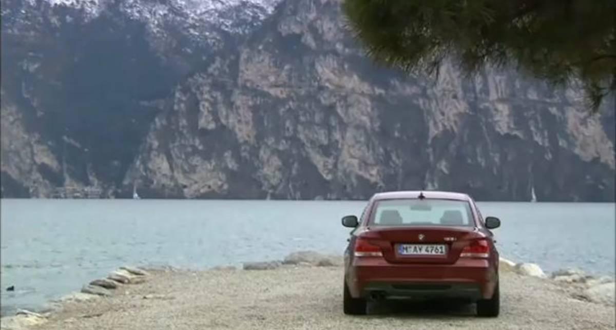 BMW 1-Series Coupe 2011 во всей красе