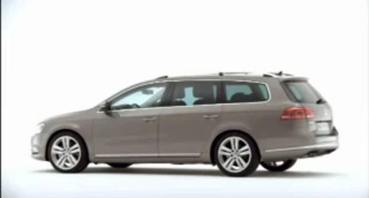 Долгожданный универсал Volkswagen Passat Variant (B7)