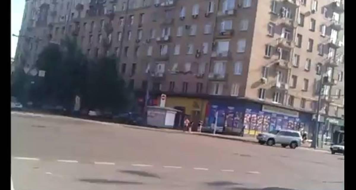 Михалков гоняет бесов на встречке