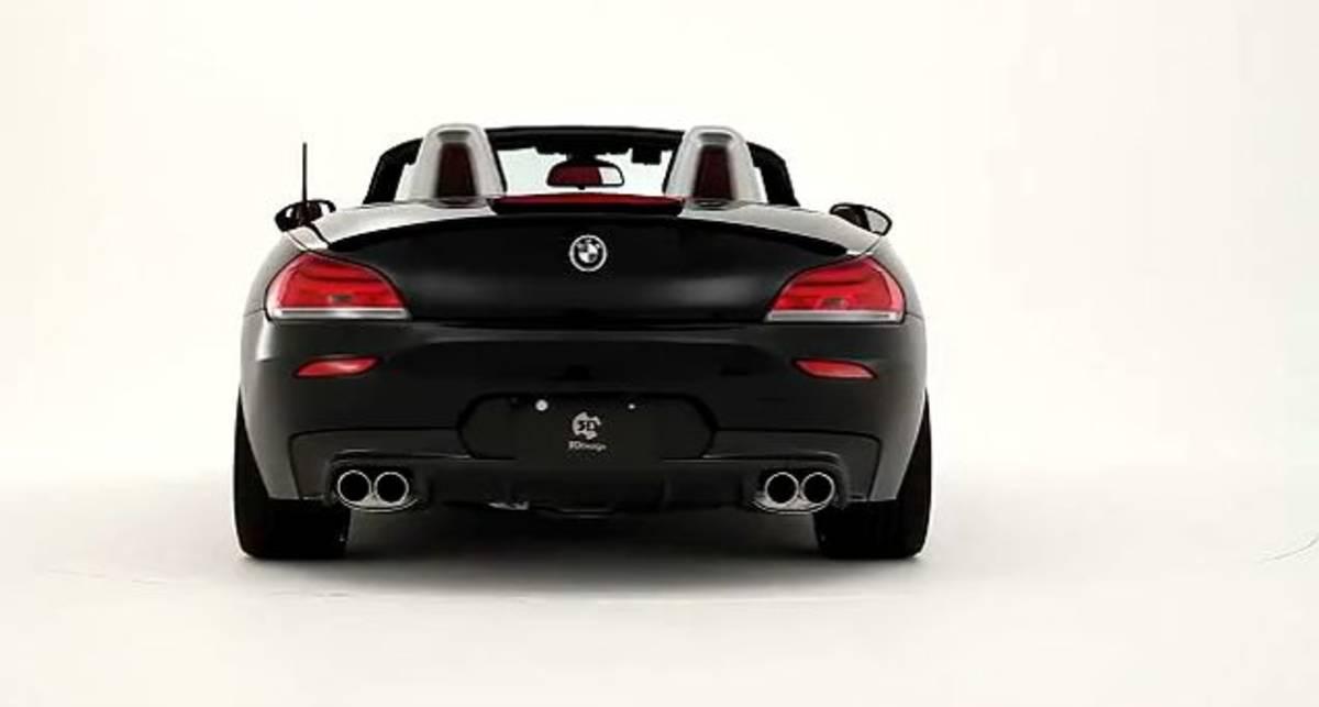 BMW Z4 в версии 3D Design