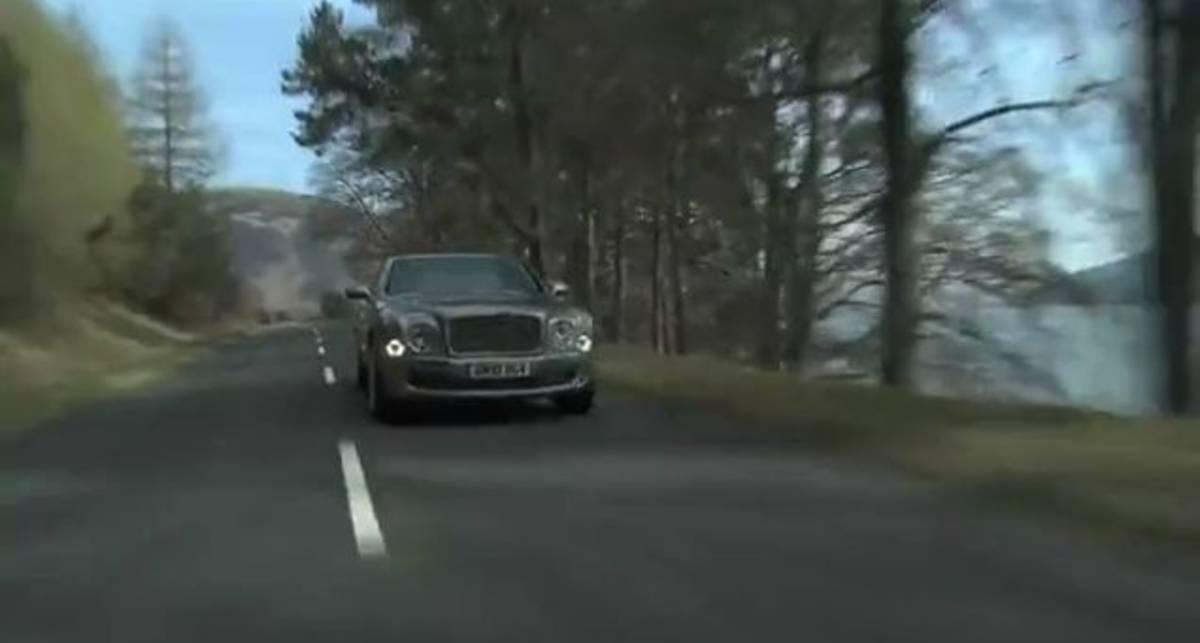 Видео-обзор Bentley Mulsanne 2