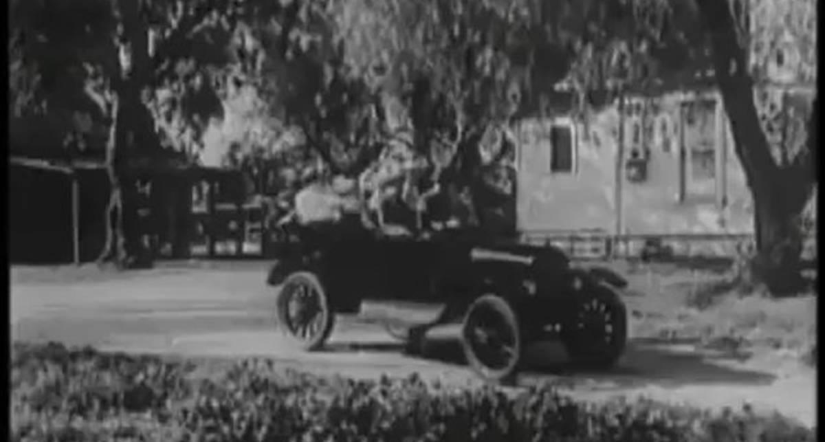 Из истории Ford