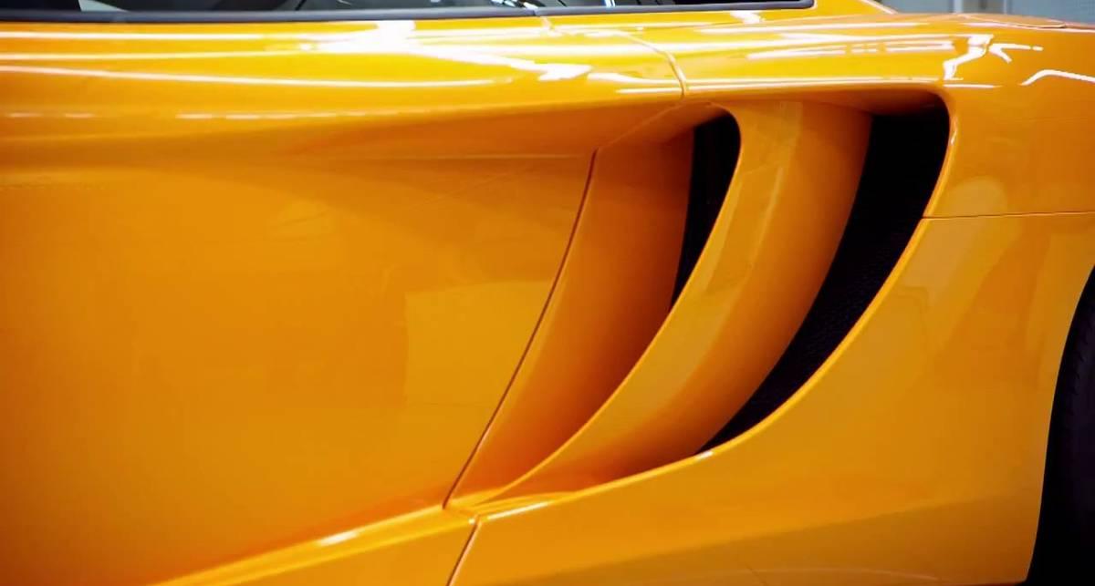 Top Gear MP4-12C vs. Ferrari 458 Italia