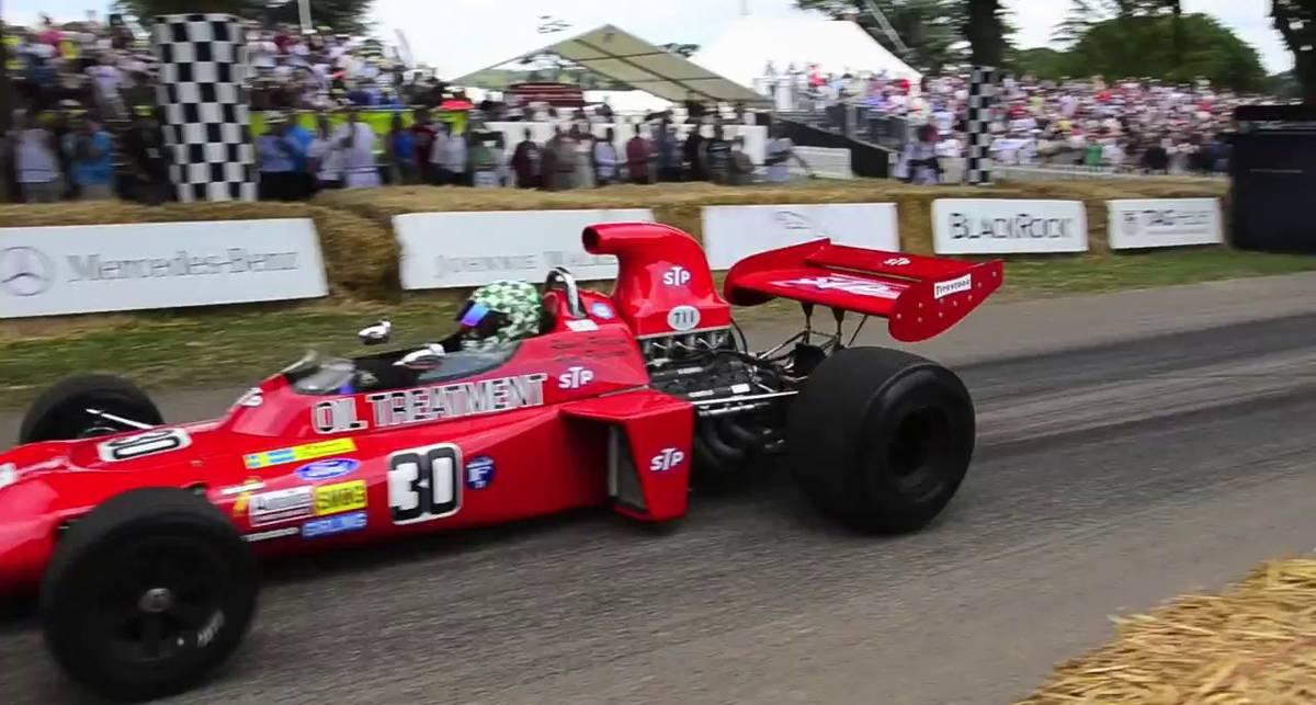 62 года Формуле-1