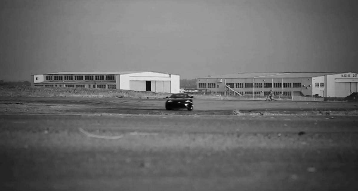 Drifting the 2012 Lexus LFA