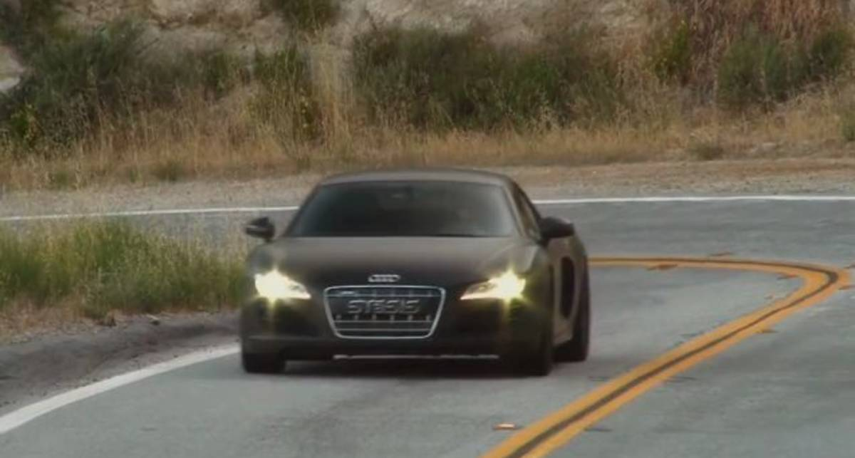Stasis Audi R8 Sights and Sounds