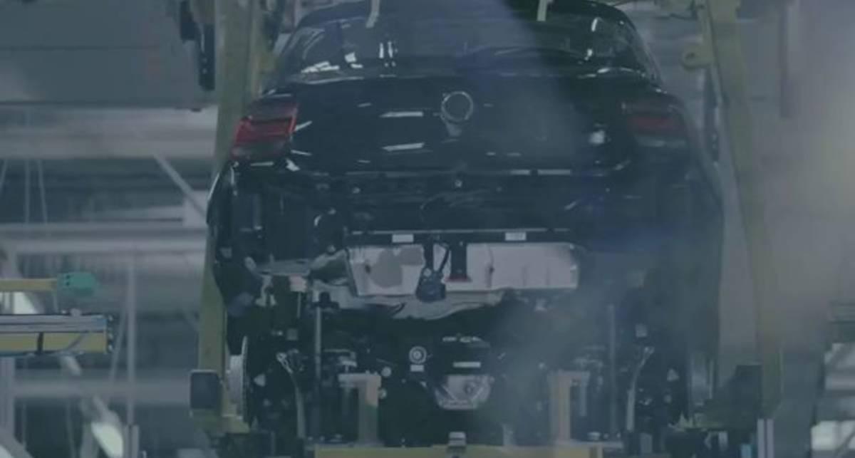 Музыкальное видео от BMW
