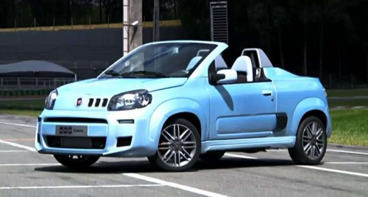 Fiat Uno Cabrio