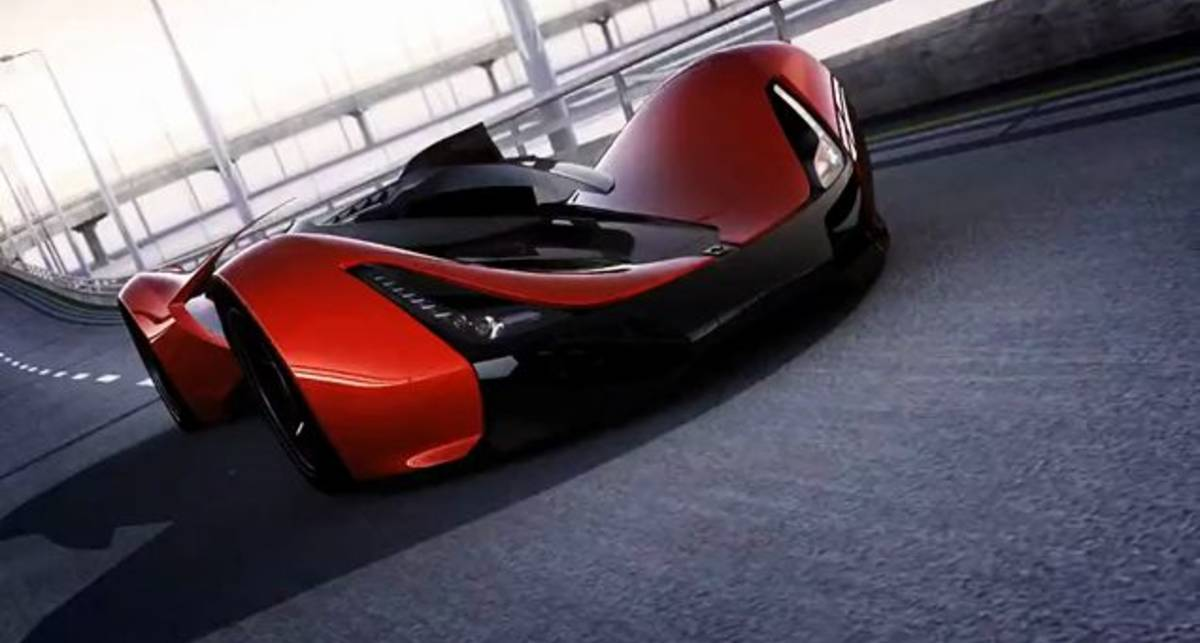 IED Torino for Ferrari World Design Contest 2011