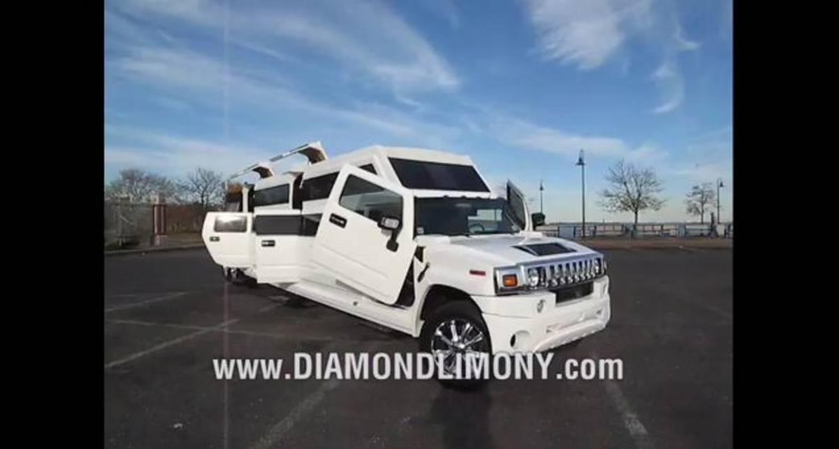 H2 Limo Hummer - The Transformer