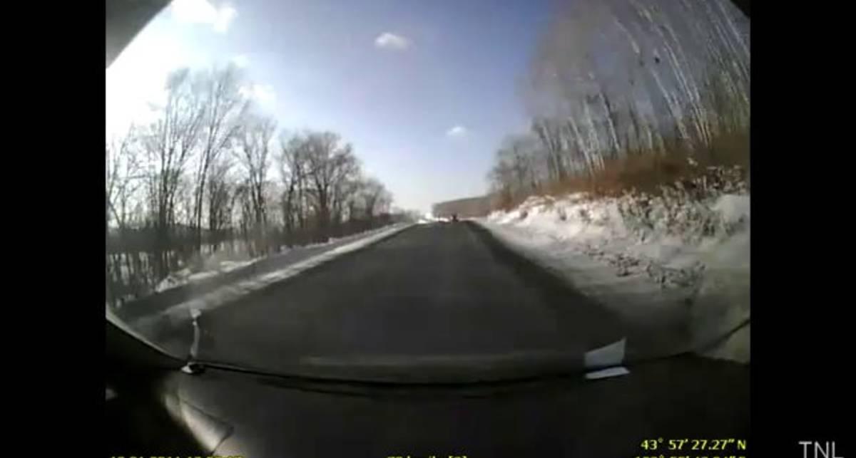 Подборка аварий на русских дорогах
