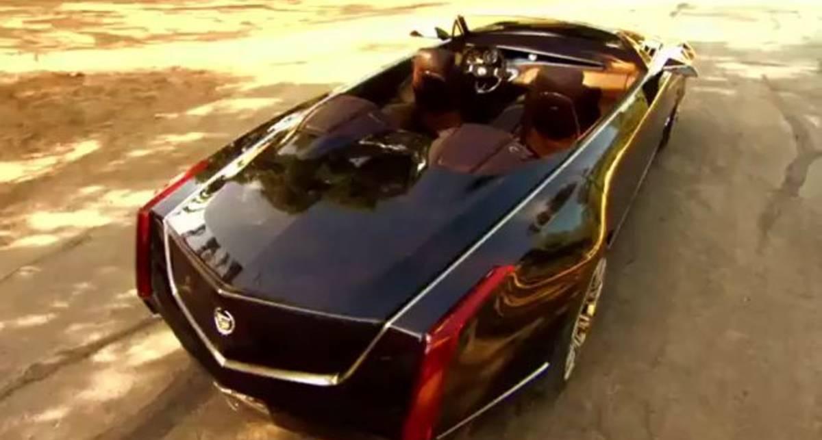 Cadillac Ciel концепт