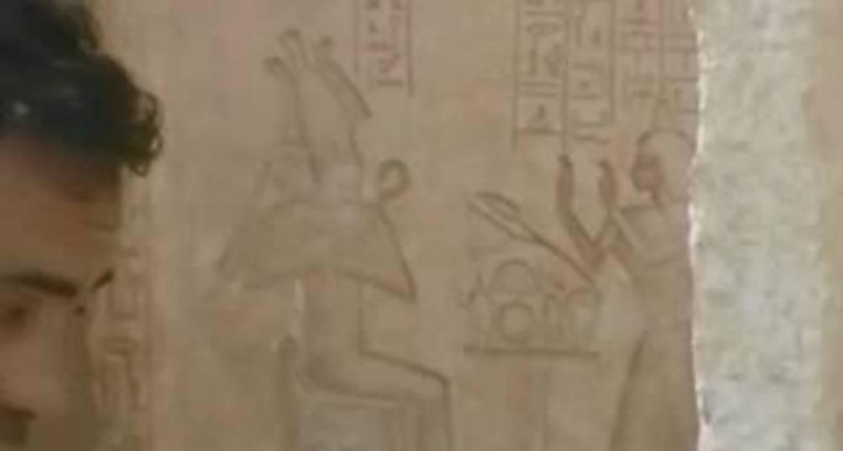 В Египте обнаружена древнейшая пирамида