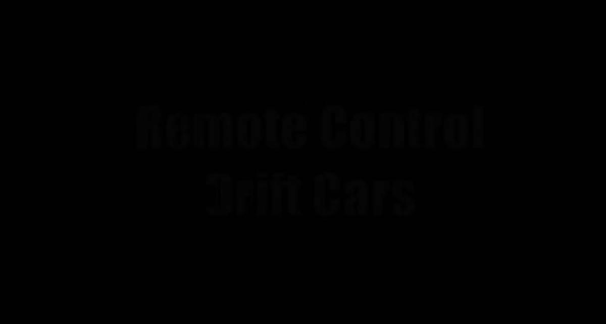 RCX 2011 Drift Cars