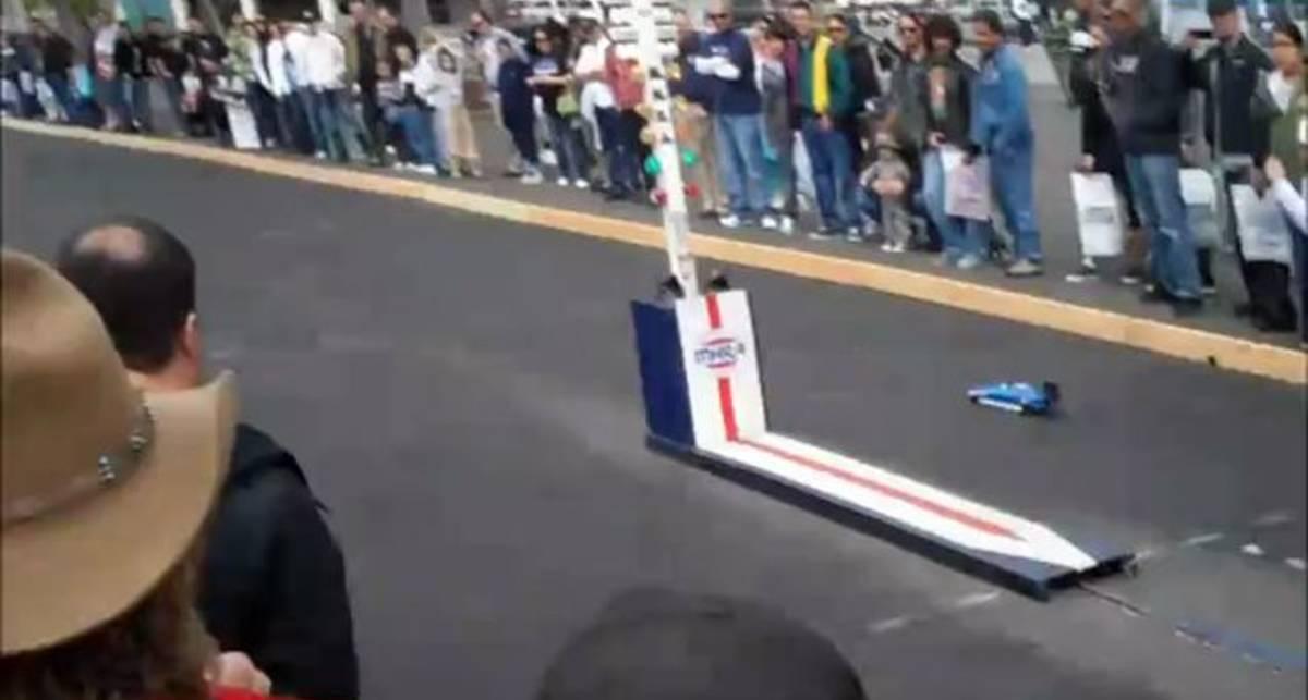 RCX 2011 Drag Racers