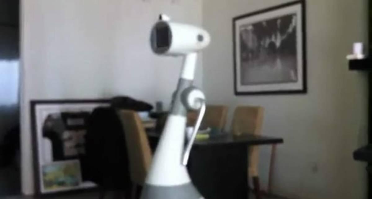 RoboDynamics Luna - персональный робот за $1000