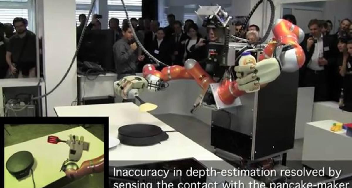 Роботы-повара