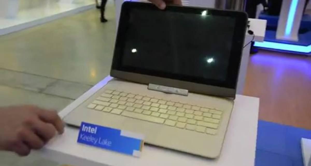 Keeley Lake - гибрид от Intel
