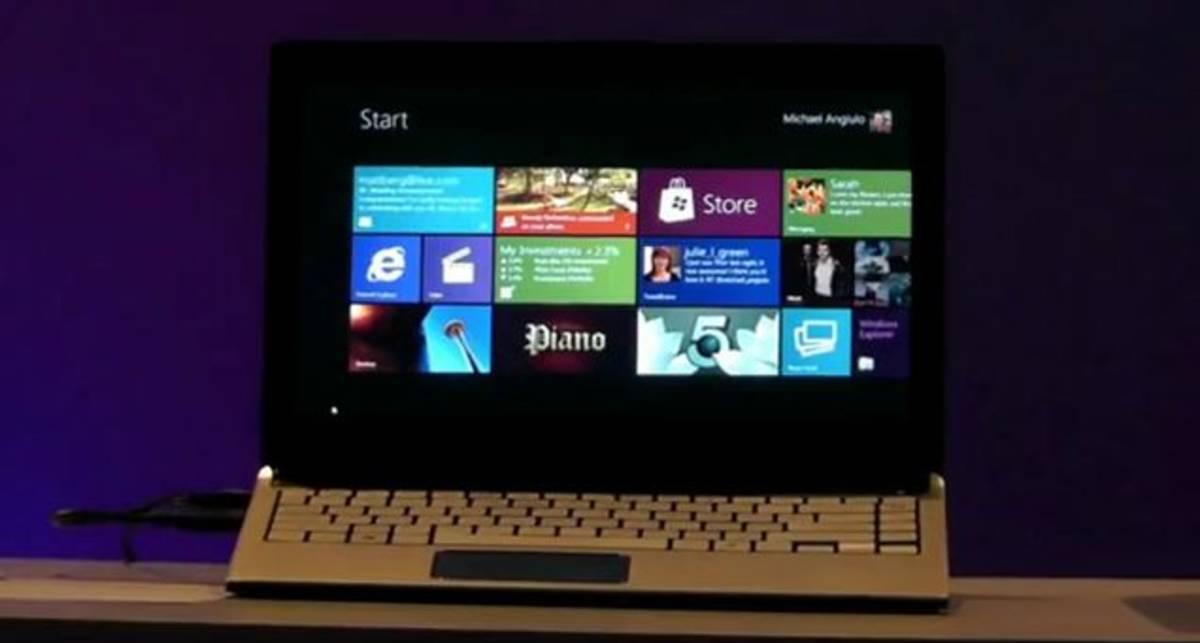 Первые девайсы с Windows 8 на Computex 2011
