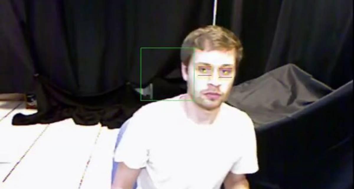 3D телеконференция с Kinect