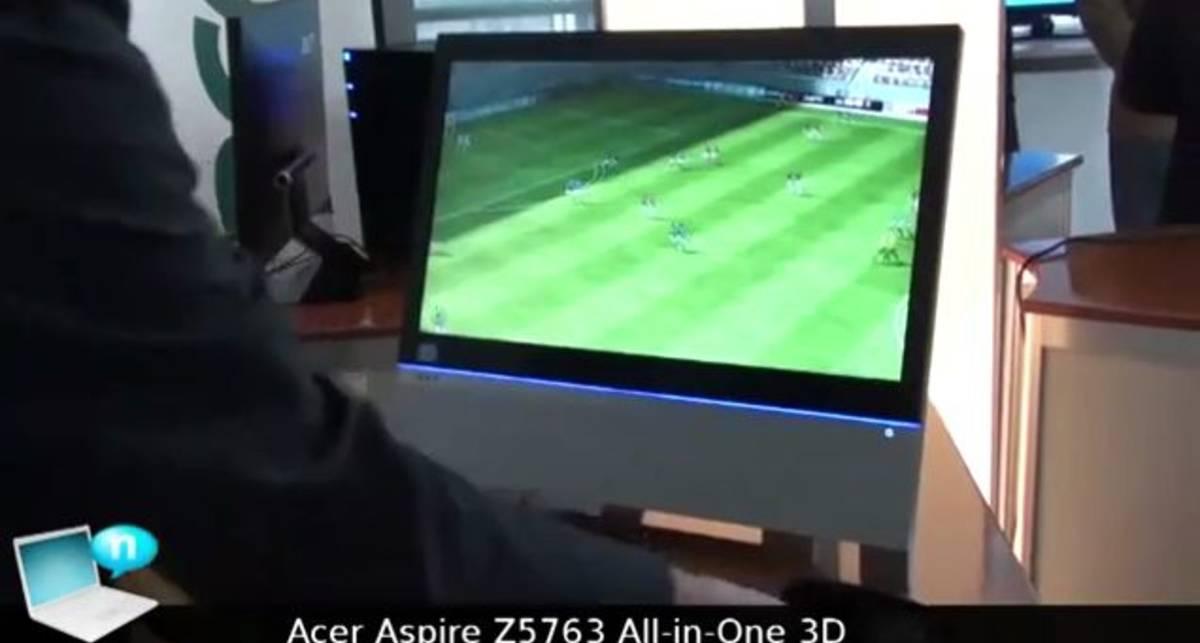 Acer Aspire Z5763 3D