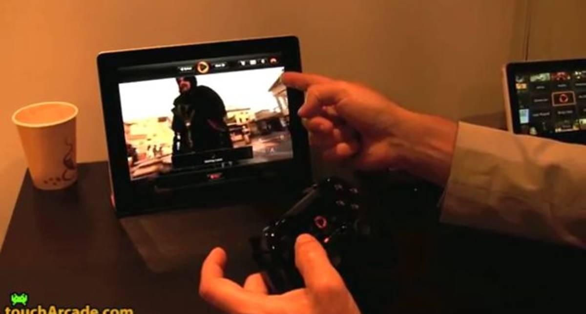 OnLive Player App: облачный геймплей приходит на iPad