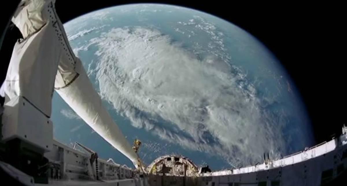 Прямая трансляция с орбиты