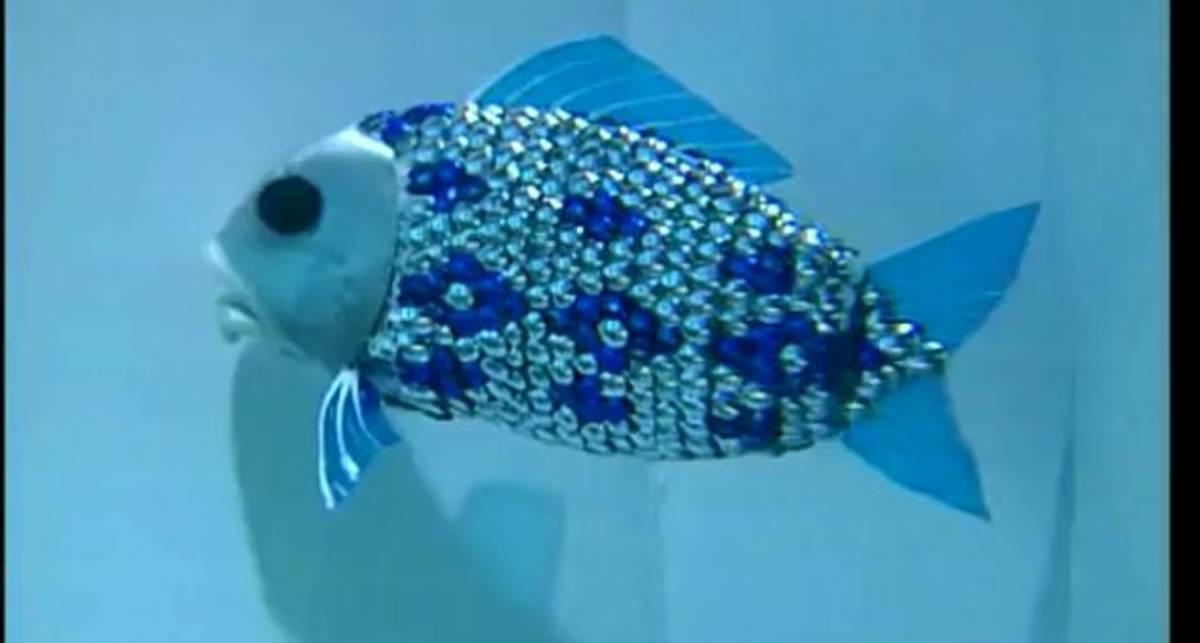 Робот-рыба SHOAL