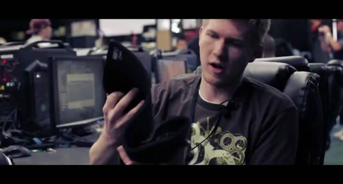 Геймерский коврик XFX WarPad