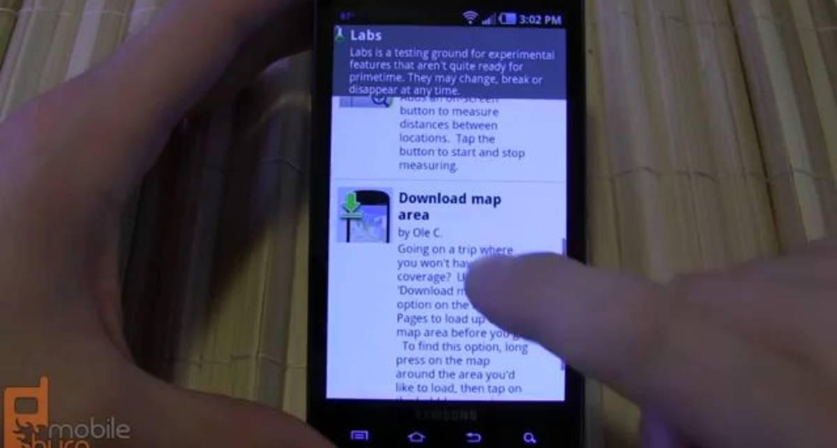 Обзор Google Maps 5.7 для Android