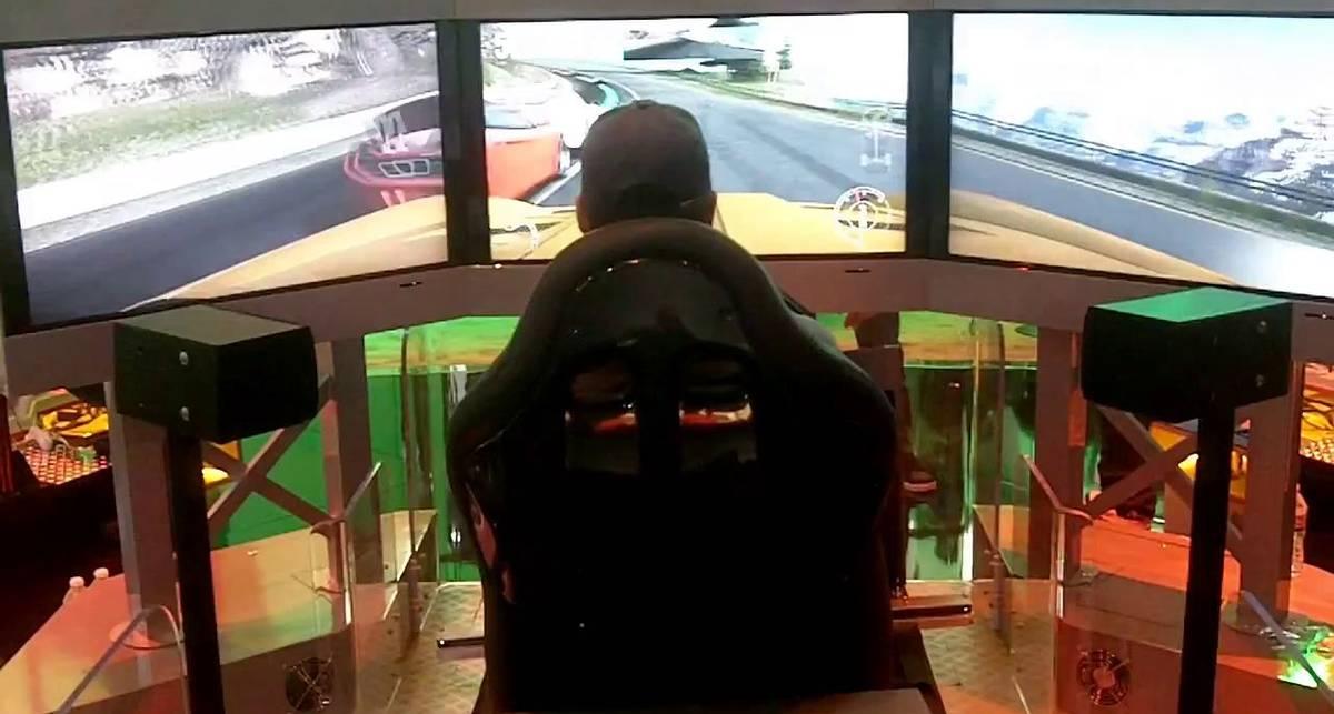 Беспроводное рулевое колесо для Xbox