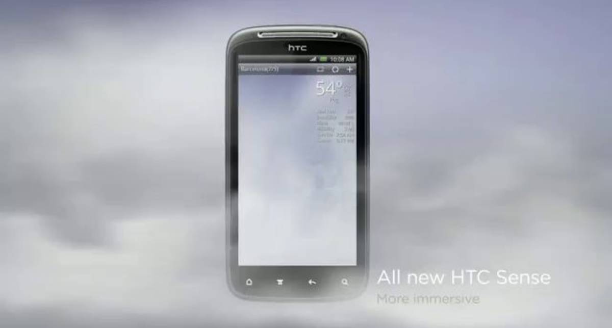HTC Sensation - First Look