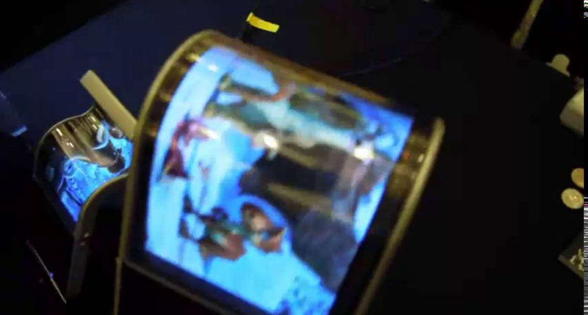 Samsung - гибкие смартфоны