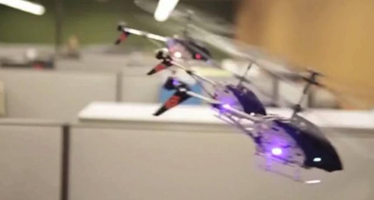 Griffin TC Helo - вертолет для iPhone