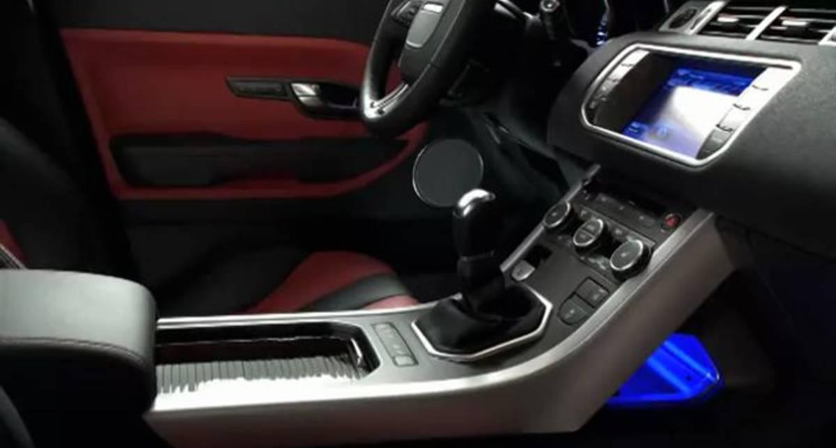 Range Rover Evoque - паркетник класса люкс