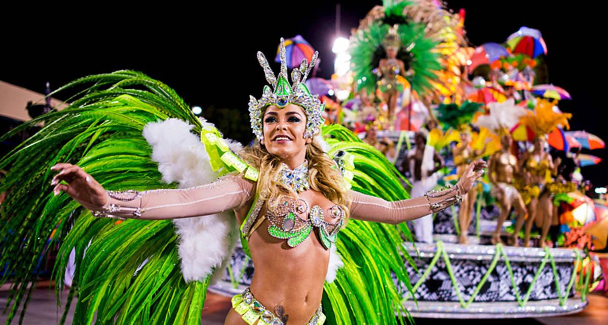 Карнавал в Рио 2014: за что его любят мужчины