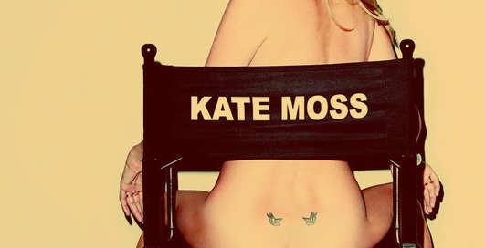 Кейт Мосс разделась для Lui Magazine