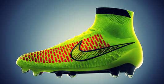 """Nike показала бутсы Magista, которые """"изменят футбол"""""""