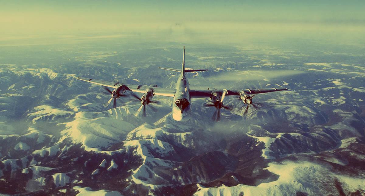 Наш бомбардировщик ТУ-95 продают на eBay за $3 млн.