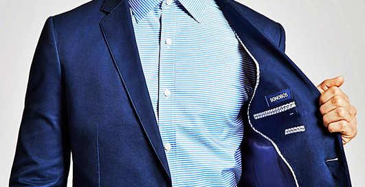 Suit up! 5 мужских костюмов до 5 тыс. грн.
