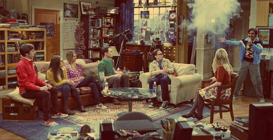 Сериал Теория большого взрыва продлили на 3 сезона