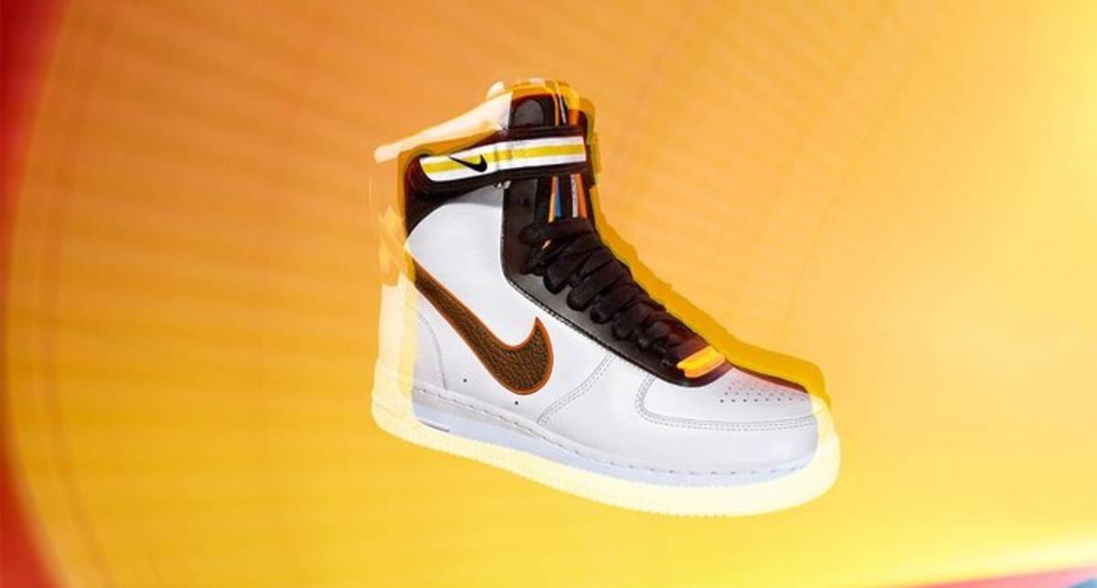 Nike и топ-менеджер Givenchy выпустили кроссовки