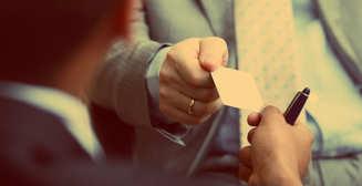 I'm CEO, Bitch: визитные карточки успешных мужчин