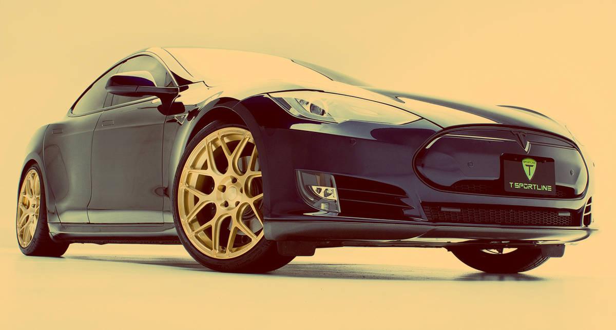 Tesla T Sportline оценили в рекордные $ 200 тыс.
