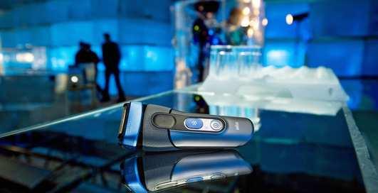 Марка Braun показала бритву CoolTec с охлаждением