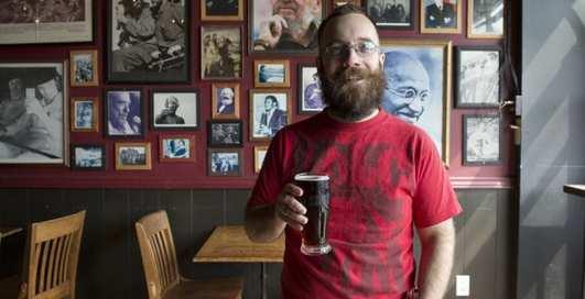 Канадец выдерживает Великий пост на одном пиве